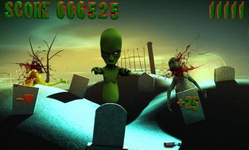 distintos juegos de zombies para android