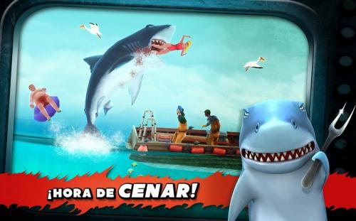 Hungry Shark Evolution para Android