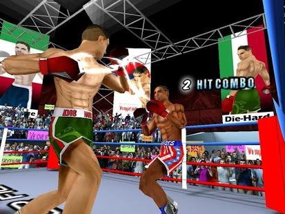 Los mejores juegos de lucha para android