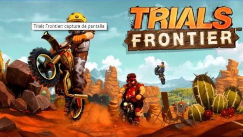 Trials Frontier de Ubisoft finalmente en Android