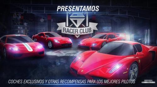 Racing Rivals para moviles Android después de su éxito en iOS