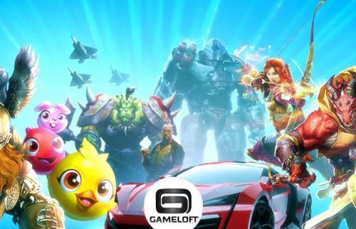 Gameloft oferta 7 juegos con un descuento de hasta 98%