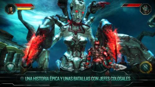 Godfire: Rise of Prometheus finalmente llega a Android