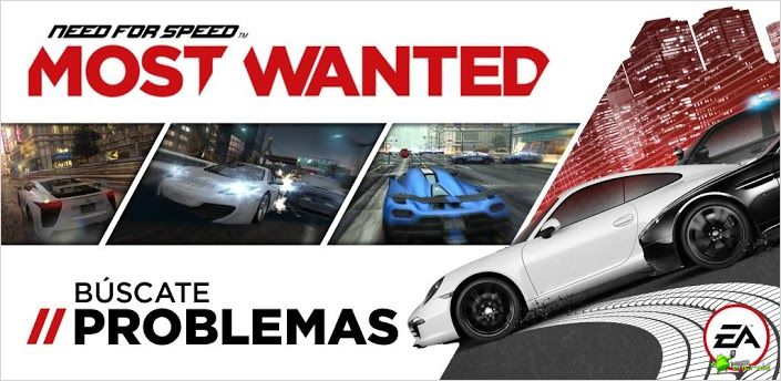 Need for Speed Most Wanted Portada