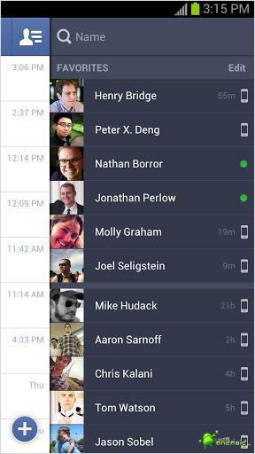 chat messenger facebook