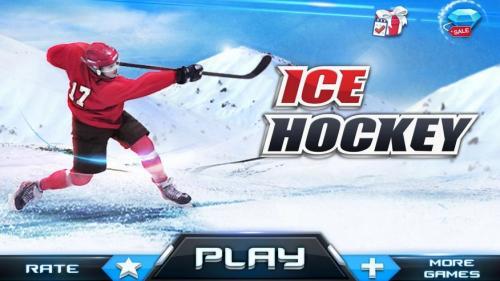 Hockey sobre hielo 3D