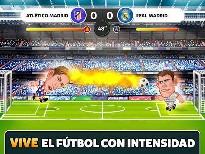 Juego head soccer gameplay