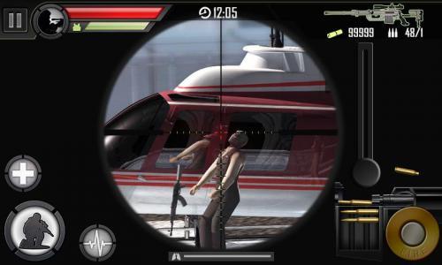 Francotirador Moderno