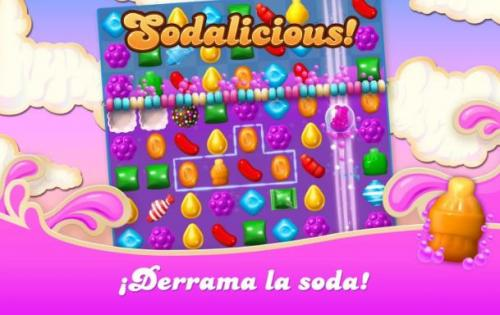 Juego Android Candy Crush Soda Saga Para Android